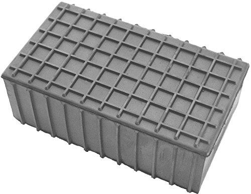 Gummiauflage-180x100x60mm-mit-Waffel-fr-Wagenheber-und-Hebebhnen