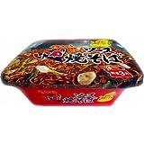徳島製粉 金ちゃん ソースいか焼きそば 134g×12個