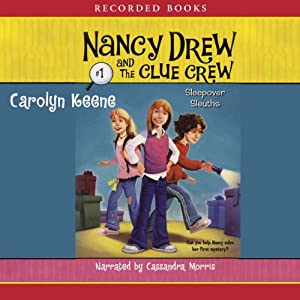 Sleepover Sleuths Audiobook