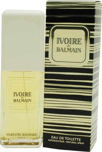 ivoire de balmain by balmain for eau de toilette spray 3 3 oz perfume