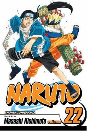 NARUTO -ナルト- コミック22巻 (英語版)