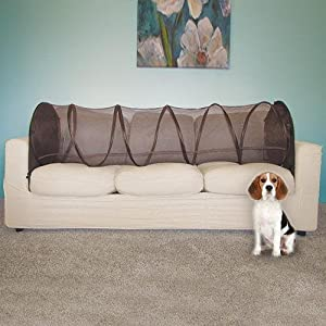 Couch Defender Keep Pets Off Of Your Furniture Dark Brown Couch Defender