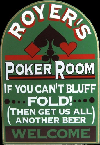 If You Can't Bluff Poker Room