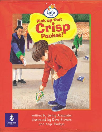 Pick Up That Crisp Packet! (Literacy Land)