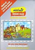 Window-Color-Vorlage: Window-Color Vorlagen Strassenverkehr (kindermotive)