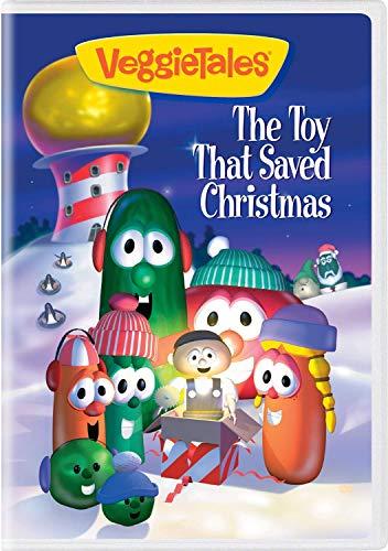 DVD : Vt: Toy That Saved Christmas + St. Nicholas