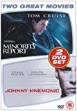 echange, troc Minority Report/johnny Mnemonic Double Pack [Import anglais]