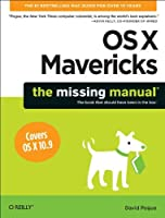 OS X Mavericks: The Missing Manual Front Cover