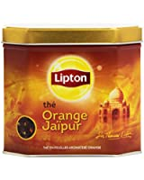 Lipton Thé en vrac Orange Jaïpur 200 g - Lot de 2