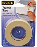 Scotch Freezer Tape, 3/4 x 1000 Inch, 2-PACK