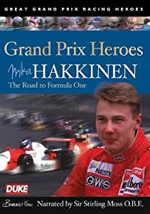 Mika Hakkinen Grand Prix Hero