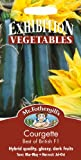 Mr. Fothergill's 23260 10 Count Best of British F1 Courgette Seed