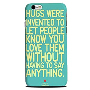 Neyo High Quality 3D Printed Designer Back Cover for iPhone 6/6s