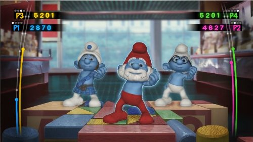 The Smurfs screenshot