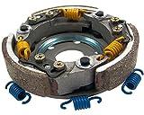 Kupplung einstellbar EVO RACING 107mm - APRILIA Habana (-1999 / Morini-Motor) Typ:PK