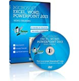 Learn Microsoft Office 2013 Training - 27 Hours of Video Tutorials for Excel, Word, and PowerPoint 2013