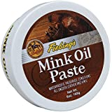 Fiebing's Mink Oil Paste, 6 Oz. - For Smooth Leather and Vinyl