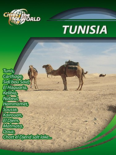 Cities of the World Tunisia Africa on Amazon Prime Video UK