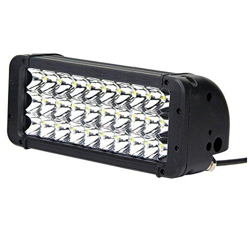 4X 6/'/' 18W LED WORK LIGHT BAR SPOT BEAM OFFROAD DRIVING FOG 4WD LAMP UTE SUV J