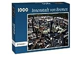 Innenstadt-von-Bremen-Puzzle-1000-Teile-mit-Bild-von-oben