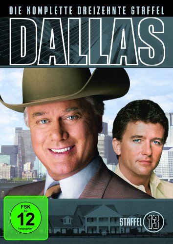 Dallas - Die komplette dreizehnte Staffel [3 DVDs]