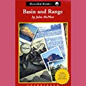 Basin and Range: Annals of the Former World, Book 1 (       UNABRIDGED) by John McPhee Narrated by Nelson Runger