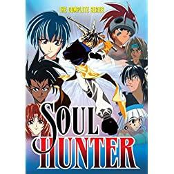 Soul Hunter Complete TV Series