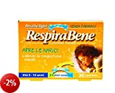 RespiraBene cerotti nasali per Bambini 5-12 anni 30 cerottini
