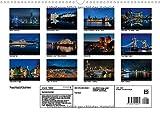 Image de Nachts(ch)ichten (Wandkalender 2015 DIN A3 quer): Nachtfotografien aus Großstädten (Monatskalender
