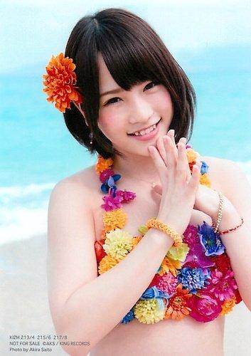 AKB48 公式生写真 さよならクロール 通常盤 封入特典 【川栄李奈】 水着