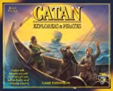 Settlers of Catan: Explorers and Pirates Expansion 2013
