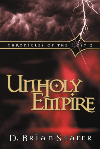 Free Ebook Pdf Unholy Empire Chronicles Of The Host Vol 2 Chronicles Of The Host Book 2 Book Dhzwdf