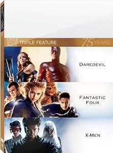 Daredevil & Fantastic Four & X-Men