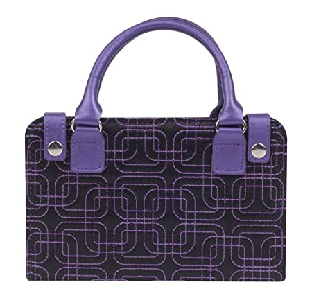 Official Nintendo Quilted Tote for Nintendo DSi  - Purple