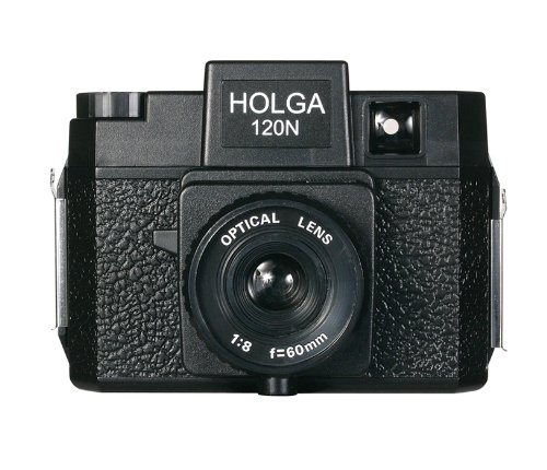 For Sale! Holga 120N Plastic Camera