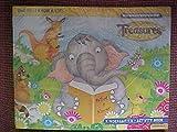 img - for Treasures Kindergarten Activity Book, Set K, 11 Titles book / textbook / text book