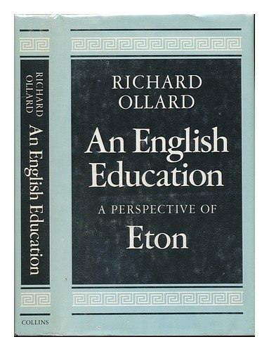 English Education: A Perspective of Eton PDF