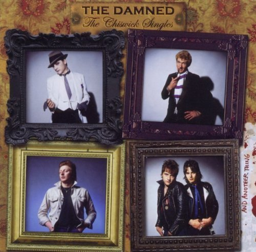 The Chiswick Singles - And Another Thing... Import Edition by The Damned (2011) Audio CD