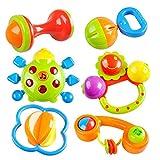 Peradix ベル チャイム 歯固めラトル 音鳴り 玩具