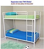 Walker Edison Sunrise Twin/Twin Bunk Bed