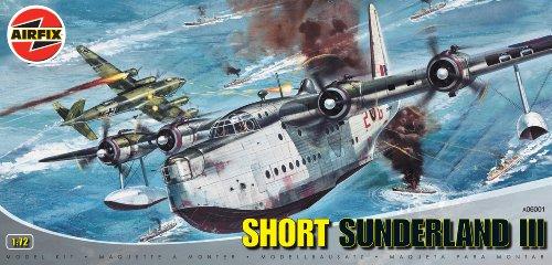 Imagen de Airfix A06001 1:72 Scale Shorts Sunderland Militar de Aviones Clásicos Juego de la Serie 6