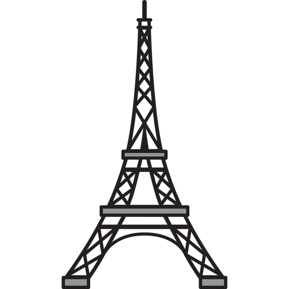 dessin tour eiffel a imprimer az coloriage pictures. Black Bedroom Furniture Sets. Home Design Ideas