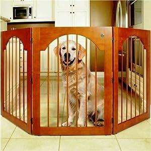 Universal Free Standing Pet Gate