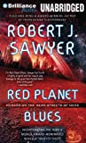 img - for Red Planet Blues book / textbook / text book