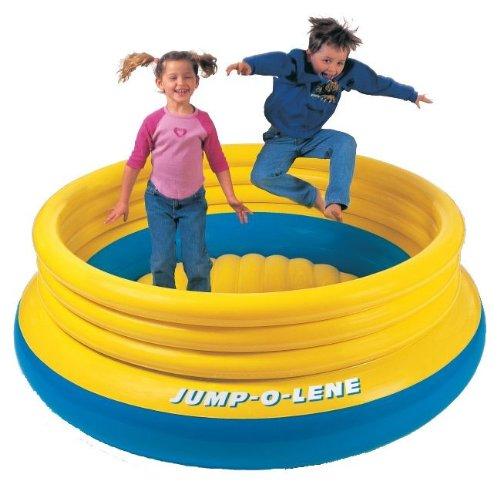 Inflatable Jump-O-Lene Backyard Bouncer front-1034952