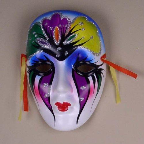 Colorful Porcelain Wall Decor Beauty Mask LG