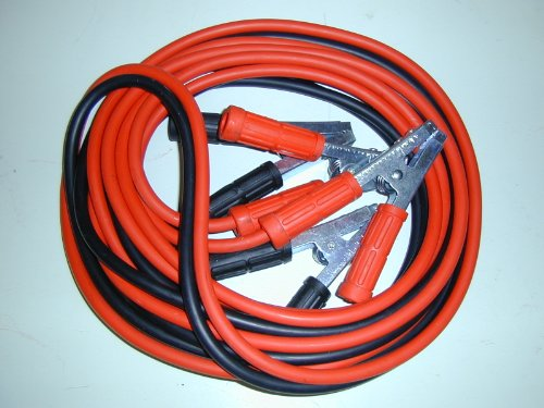 Toolzone 600amp Booster Jump Lead Cables for Vans & Trucks