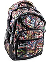 Marvel Character graphic Midi- Backpack