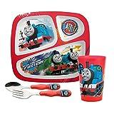 Thomas the Train 4 Piece Dinnerware Set