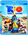 Rio (Blu-ray + DVD + Digital Copy)